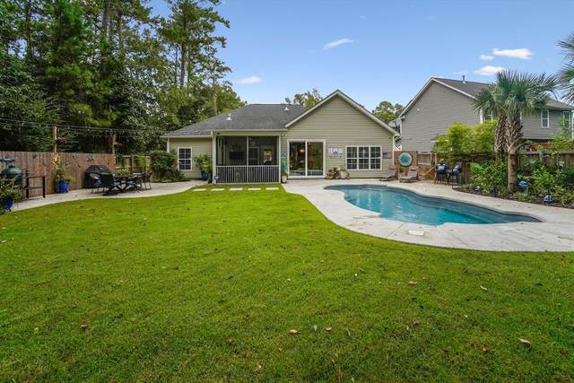 3498 Field Planters Road, Johns Island, SC 29455 (MLS #21028323) :: The Infinity Group