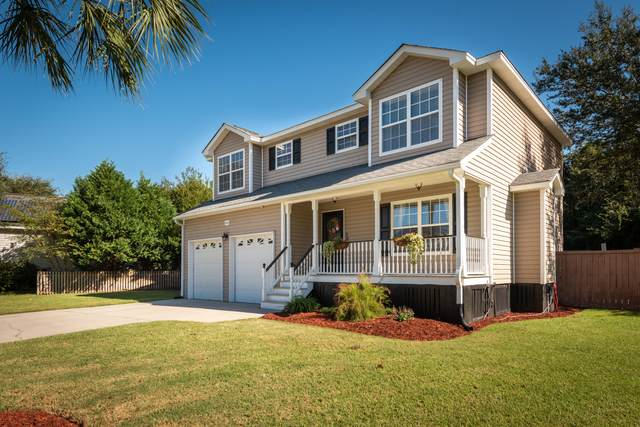 1071 Clearspring Drive, Charleston, SC 29412 (MLS #21028344) :: The Infinity Group