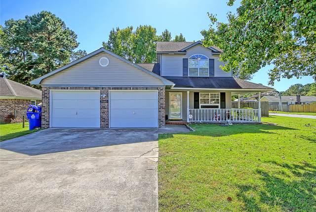 7683 Buck Pond Road, North Charleston, SC 29418 (#21028368) :: Flanagan Home Team