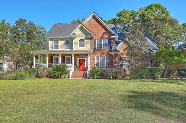 8745 Herons Walk, North Charleston, SC 29420 (MLS #21028396) :: The Infinity Group
