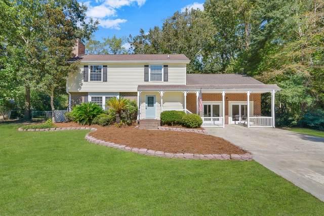 108 Sylvan Terrace, Summerville, SC 29485 (#21028438) :: Flanagan Home Team