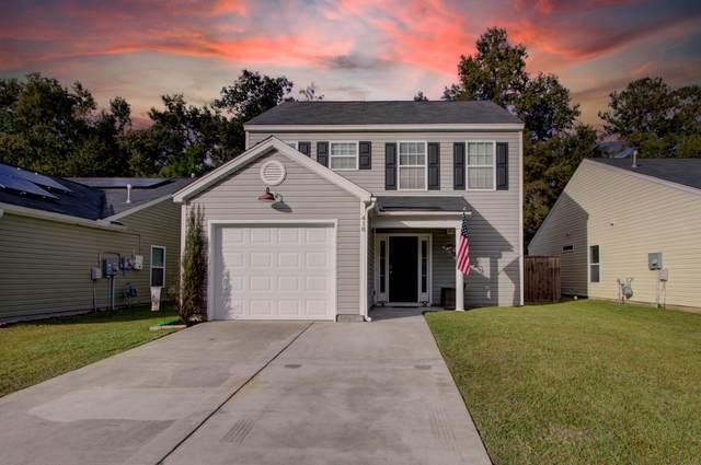 418 Savannah River Drive, Summerville, SC 29485 (#21028497) :: Flanagan Home Team