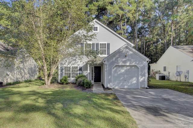 4868 Oak Leaf Road, Summerville, SC 29485 (#21028519) :: Flanagan Home Team