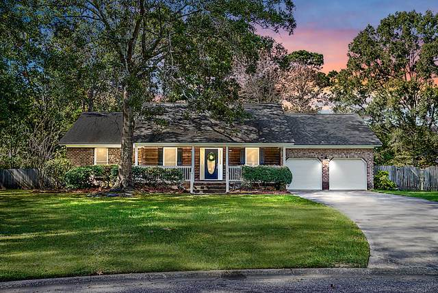 106 Kendall Court, Goose Creek, SC 29445 (#21028579) :: Realty ONE Group Coastal