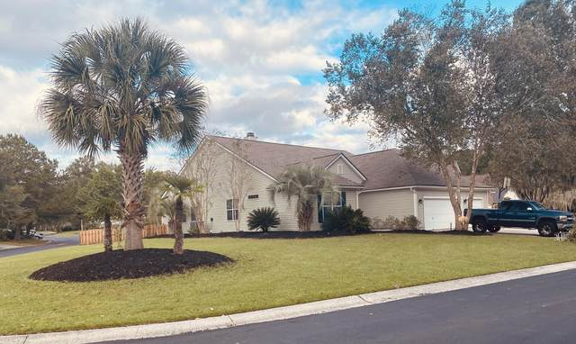 5401 E Crosland Court, North Charleston, SC 29420 (#21028594) :: Hergenrother Realty Group