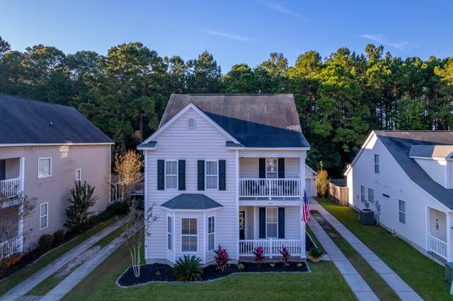 550 Delafield Drive, Summerville, SC 29483 (#21028626) :: The Cassina Group