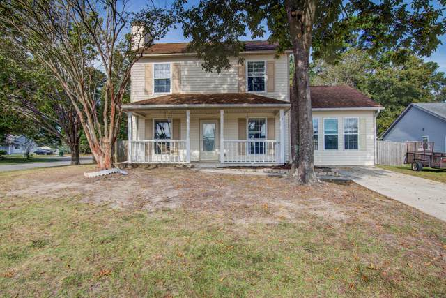 108 Alcester Road, Goose Creek, SC 29445 (#21028695) :: The Cassina Group