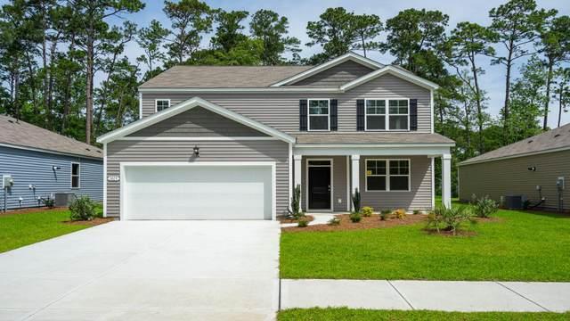 248 Silver Creek Drive, Huger, SC 29450 (#21028809) :: Flanagan Home Team