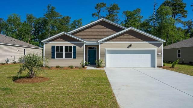160 Lagoona Drive, Summerville, SC 29483 (#21028834) :: Flanagan Home Team