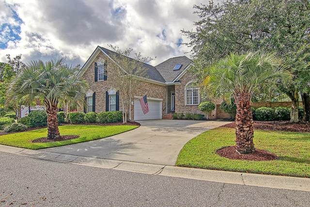 4474 Downing Place Way, Mount Pleasant, SC 29466 (#21028876) :: Flanagan Home Team