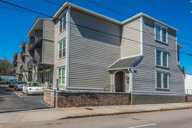259 E Bay Street 9B, Charleston, SC 29401 (#21028883) :: The Gregg Team