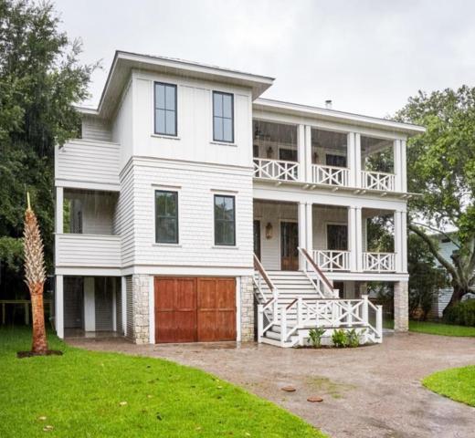 1311 Cove Avenue, Sullivans Island, SC 29482 (#17018340) :: The Cassina Group