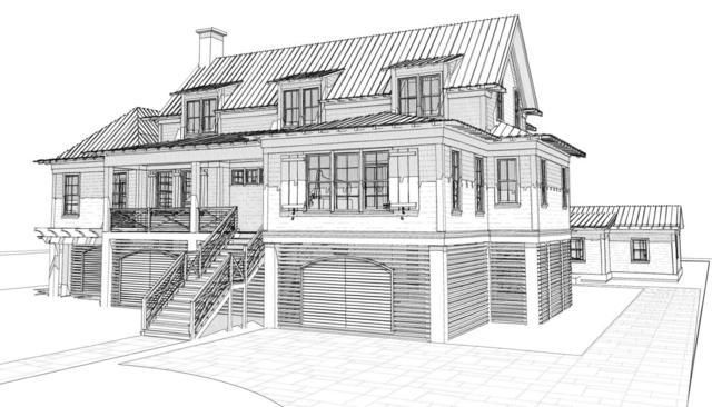 1908 Central Avenue, Sullivans Island, SC 29482 (#17019068) :: The Cassina Group