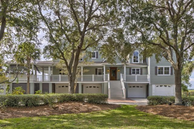 2320 Raven Drive, Sullivans Island, SC 29482 (#17023534) :: The Cassina Group