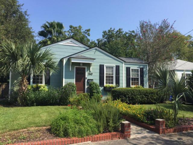 250 W Poplar Street, Charleston, SC 29403 (#17025287) :: The Cassina Group