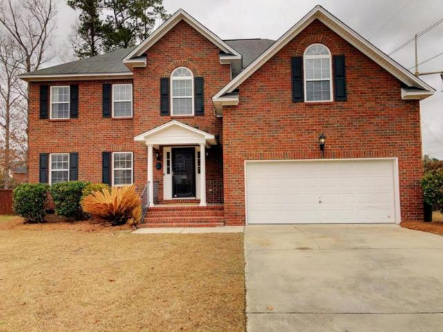 105 Shakespeare Court, Goose Creek, SC 29445 (#18003303) :: The Cassina Group