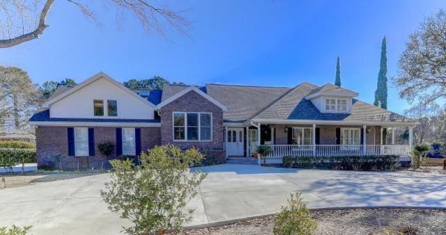 1413 Omni Boulevard, Mount Pleasant, SC 29466 (#18003408) :: The Cassina Group
