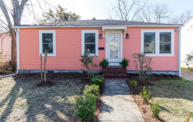 17 Alberta Avenue, Charleston, SC 29403 (#18003512) :: The Cassina Group