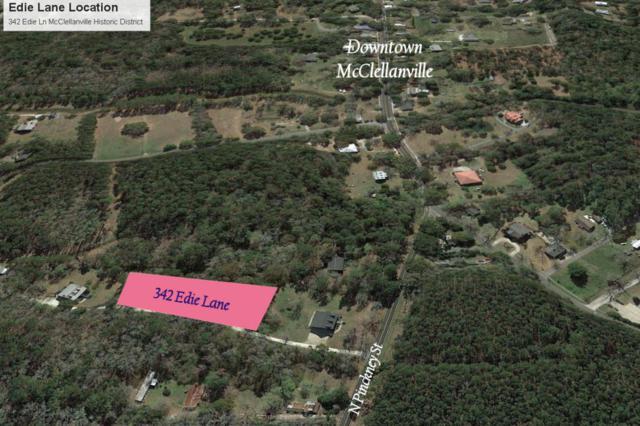 342 Edie Lane, Mcclellanville, SC 29458 (#18003991) :: The Cassina Group
