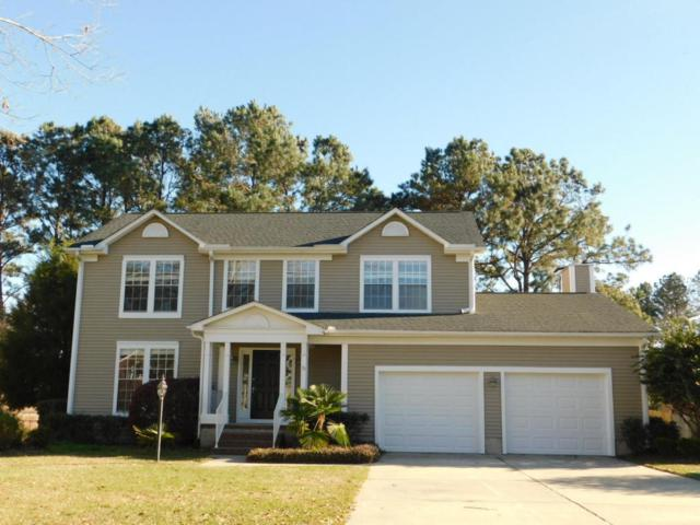 2052 Country Lake Court, Charleston, SC 29414 (#18004660) :: The Cassina Group