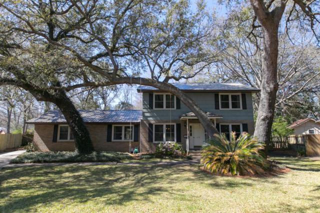 1204 Oldwanus Drive, Mount Pleasant, SC 29464 (#18006801) :: The Cassina Group