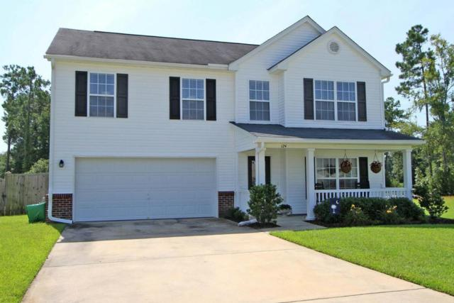 124 Pine Hall Drive, Goose Creek, SC 29445 (#18007715) :: The Cassina Group