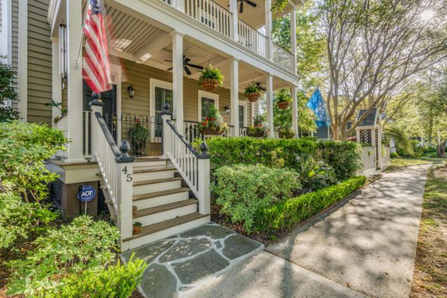 45 Sowell Street, Mount Pleasant, SC 29464 (#18009896) :: The Cassina Group