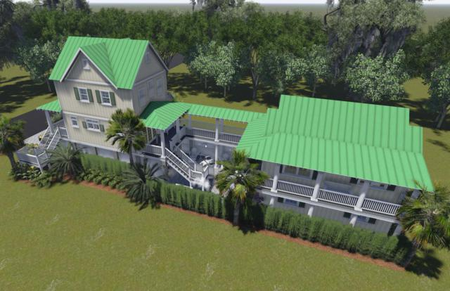 538 Lot 1 Towles Crossing Road, Hollywood, SC 29449 (#18013278) :: The Cassina Group