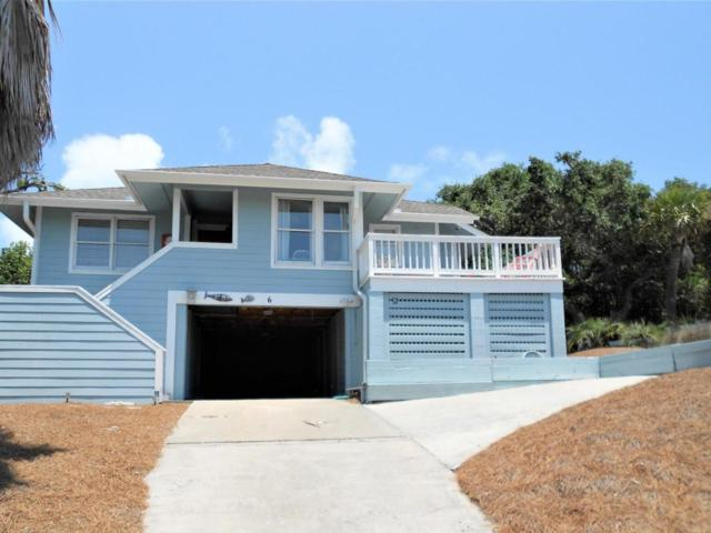 6 Sandshell Ct Court, Isle Of Palms, SC 29451 (#18017255) :: The Cassina Group
