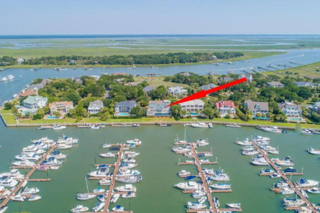 39 Waterway Island Drive, Isle Of Palms, SC 29451 (#18021164) :: The Cassina Group