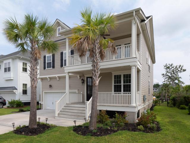 1407 Masthead Drive, Mount Pleasant, SC 29466 (#18022642) :: The Cassina Group