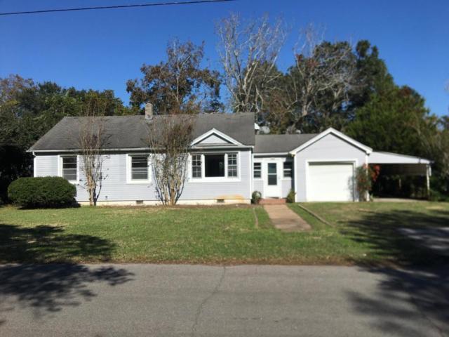 1320 Thompson Avenue, Sullivans Island, SC 29482 (#18023442) :: The Cassina Group