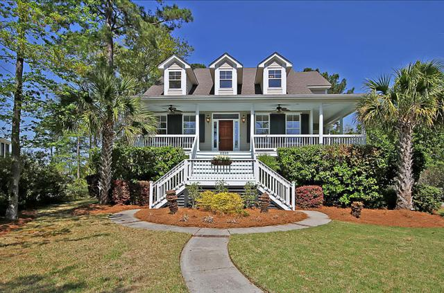2207 N Marsh Drive, Mount Pleasant, SC 29466 (#18028543) :: The Cassina Group