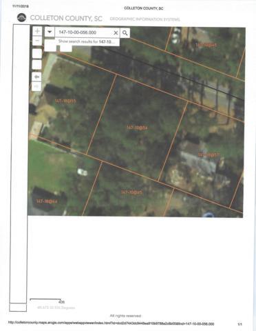 0 Dandridge Road Lot 6, Walterboro, SC 29488 (#18030594) :: The Cassina Group