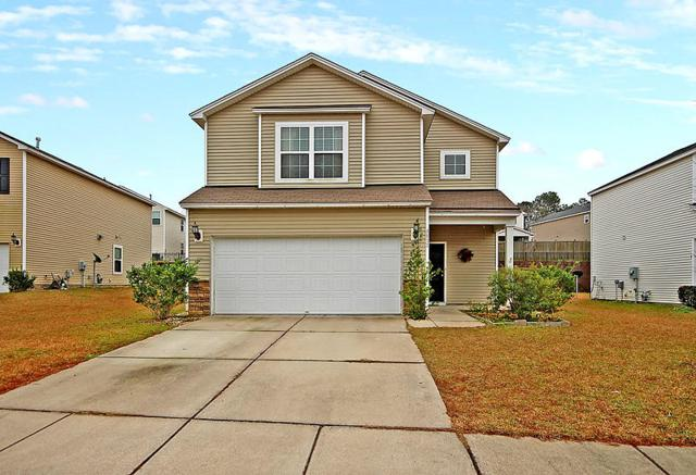 4813 Hawkins Dr, Ladson, SC 29456 (#18033490) :: The Cassina Group