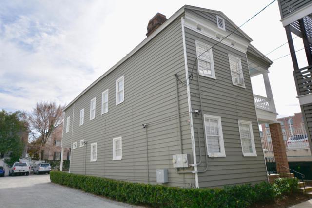 121 Calhoun Street A, Charleston, SC 29401 (#19001450) :: The Cassina Group