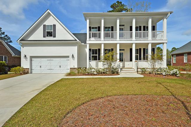 8831 E Fairway Woods Drive, North Charleston, SC 29420 (#19002505) :: The Cassina Group