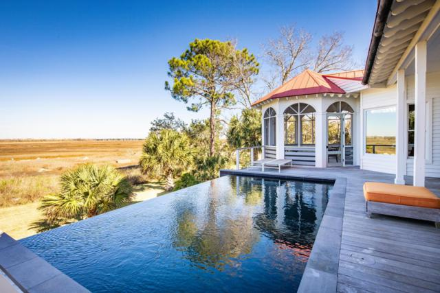 1734 Thompson Avenue, Sullivans Island, SC 29482 (#19002939) :: The Cassina Group
