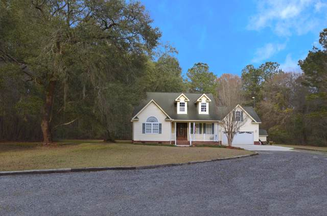 2290 Palmers Bridge Road, Mcclellanville, SC 29458 (#19007476) :: The Cassina Group