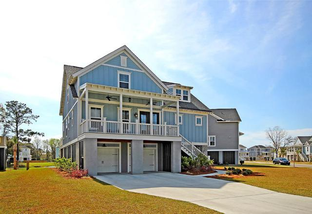 3505 Saltflat Lane, Mount Pleasant, SC 29466 (#19007738) :: The Cassina Group