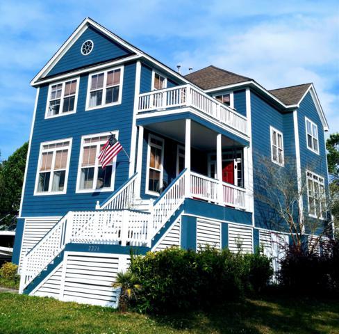 2226 N Marsh Drive, Mount Pleasant, SC 29466 (#19008152) :: Realty One Group Coastal