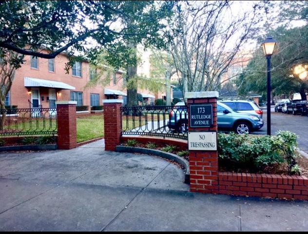 173 Rutledge Ave F, Charleston, SC 29403 (#19010411) :: The Gregg Team