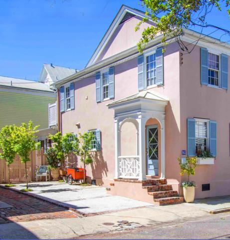 153 Tradd Street, Charleston, SC 29401 (#19010969) :: The Cassina Group