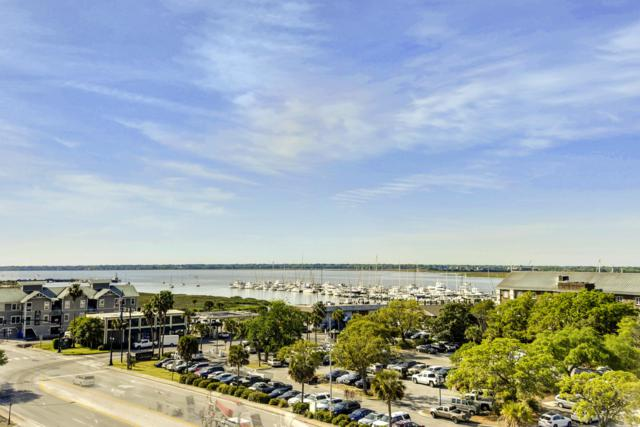 14 Lockwood Drive 5-C, Charleston, SC 29401 (#19011743) :: The Cassina Group