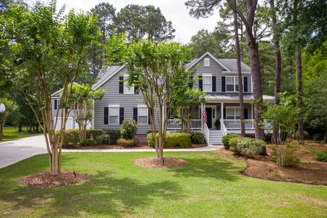 5279 Alpine Drive, Summerville, SC 29483 (#19014710) :: The Cassina Group