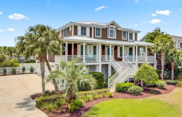 3025 Brownell Avenue, Sullivans Island, SC 29482 (#19015585) :: The Cassina Group