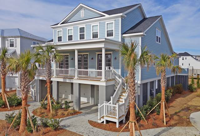 1435 Stratton Place, Mount Pleasant, SC 29466 (#19016197) :: The Cassina Group