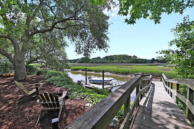 166 Beresford Creek Street, Charleston, SC 29492 (#19017676) :: The Cassina Group