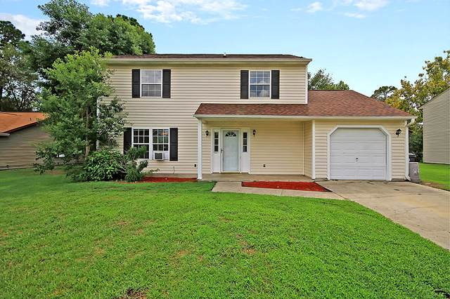 301 Indian Drive, Summerville, SC 29486 (#19018296) :: The Cassina Group