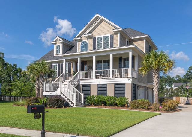 2207 Claymill Lane, Mount Pleasant, SC 29466 (#19019000) :: The Cassina Group